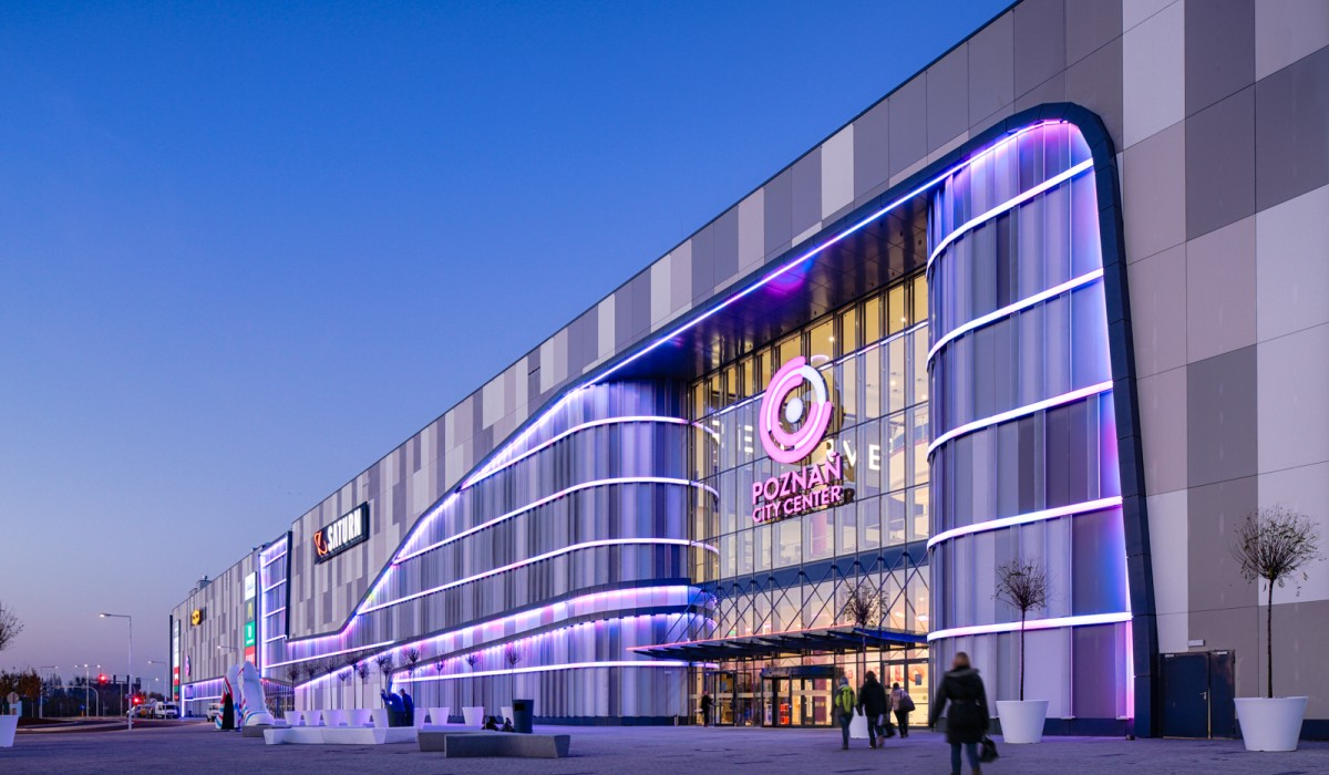 Poznan City Center Nominated To The MIPIM Awards 2014 For