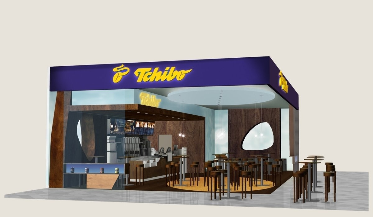 Tchibo Cafe Bose Architects
