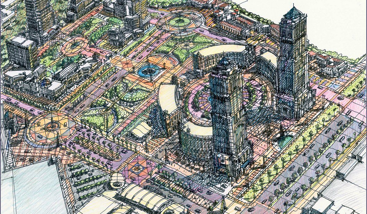 new urbanity in mega urban projects the Egyptrsquos new capital mega-project has been listed as one of the biggest eight urban projects that will transform cities across the world by 2030.